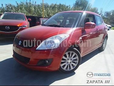 Foto venta Auto usado Suzuki Swift GLS (2012) color Rojo Rock precio $110,000