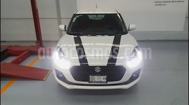 Foto venta Auto Seminuevo Suzuki Swift GLS (2018) color Blanco precio $239,000