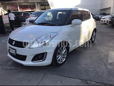Foto venta Auto usado Suzuki Swift GLS (2016) color Blanco precio $157,000
