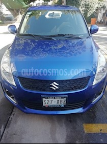 Foto venta Auto usado Suzuki Swift GLS (2015) color Azul precio $144,000