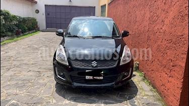 Suzuki Swift GLX Aut usado (2015) color Negro precio $165,000
