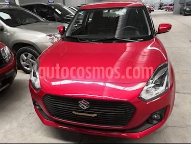 Suzuki Swift GLX Aut usado (2019) color Rojo precio $274,990