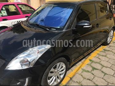 Foto venta Auto usado Suzuki Swift GLX Aut (2015) color Negro precio $167,000