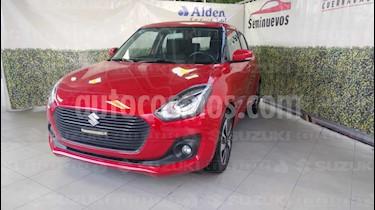 Foto venta Auto Seminuevo Suzuki Swift GLX Aut (2018) color Rojo precio $252,500