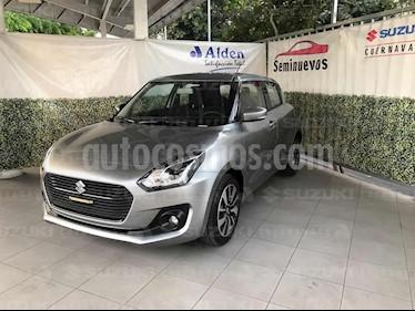 Foto venta Auto usado Suzuki Swift GLX Aut (2019) color Plata precio $263,990