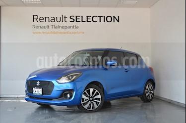 Foto venta Auto usado Suzuki Swift GLX Aut (2018) color Azul precio $235,000