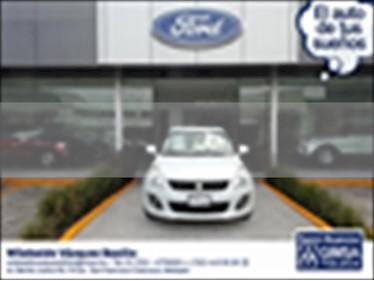 Suzuki Swift GLX Aut usado (2015) color Blanco precio $159,000