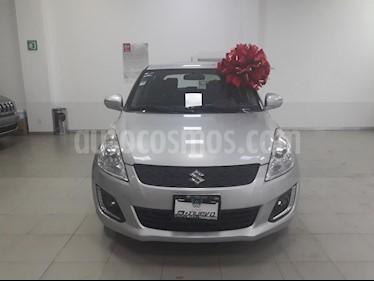 Foto venta Auto usado Suzuki Swift GLX (2014) color Plata precio $159,999
