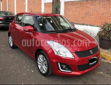 Foto venta Auto usado Suzuki Swift GLX (2014) color Rojo Rock precio $155,000