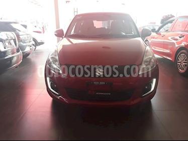 Foto venta Auto usado Suzuki Swift GLX (2017) color Rojo precio $184,000