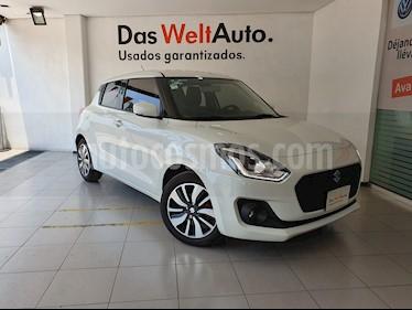Foto venta Auto usado Suzuki Swift GLX (2019) color Blanco precio $238,900