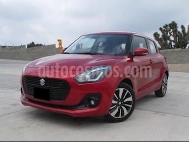 Foto venta Auto usado Suzuki Swift GLX (2019) color Rojo precio $244,000