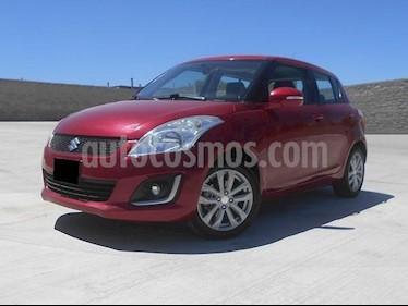 Foto venta Auto usado Suzuki Swift GLX (2015) color Rojo Rock precio $168,000