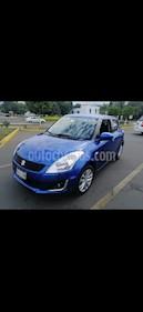 Suzuki Swift GLS usado (2014) color Azul Rap precio $126,000