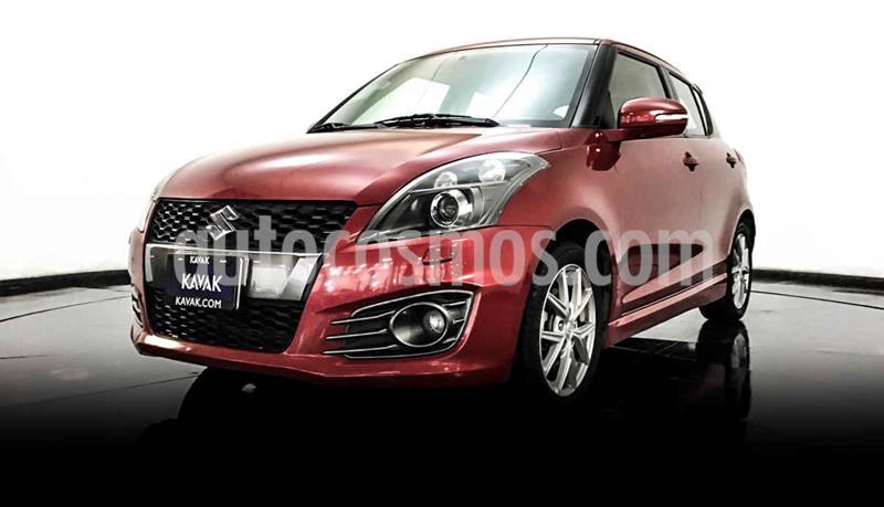 Suzuki Swift Sport usado (2016) color Rojo precio $194,999