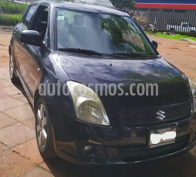 Suzuki Swift 1.4L usado (2011) color Negro precio $98,000