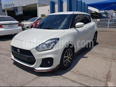 Suzuki Swift SPORT usado (2019) color Blanco precio $235,000
