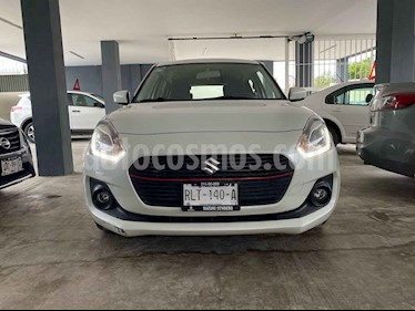 Suzuki Swift Booster Jet usado (2018) color Blanco precio $218,000