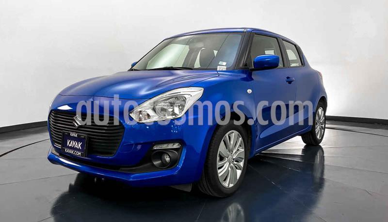 Suzuki Swift GLS Aut usado (2019) color Azul precio $209,999