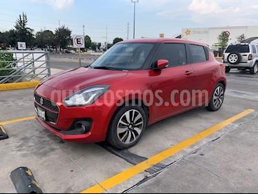 Suzuki Swift Booster Jet Aut usado (2018) color Rojo precio $208,000