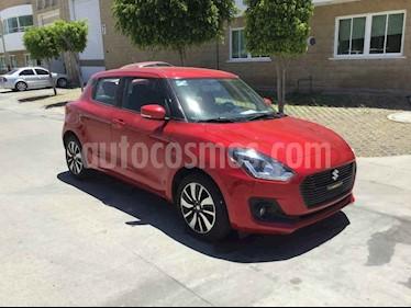 Suzuki Swift 5p GLX L4/1.4 Man usado (2018) color Rojo precio $85,000