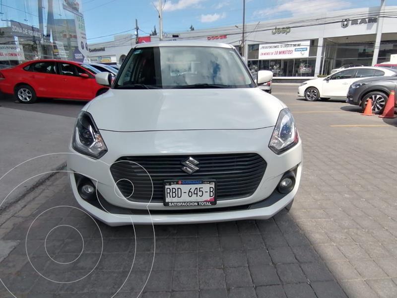 Suzuki Swift GLX usado (2018) color Blanco precio $210,000