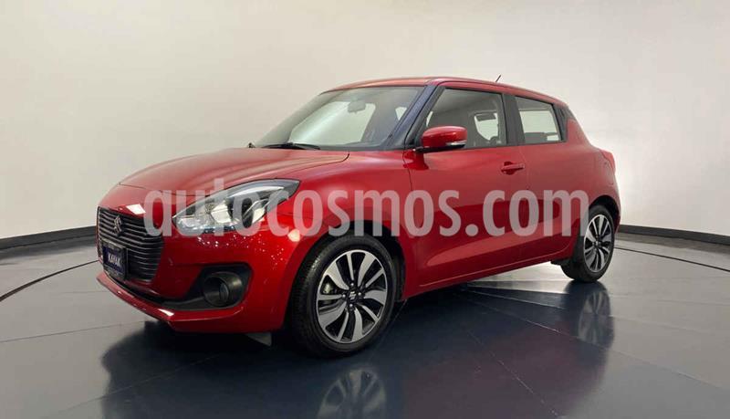 Suzuki Swift GLS Aut usado (2019) color Rojo precio $264,999