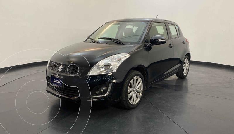 Suzuki Swift GLX usado (2017) color Negro precio $219,999