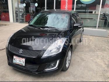 Foto Suzuki Swift GLX usado (2016) color Negro precio $155,000