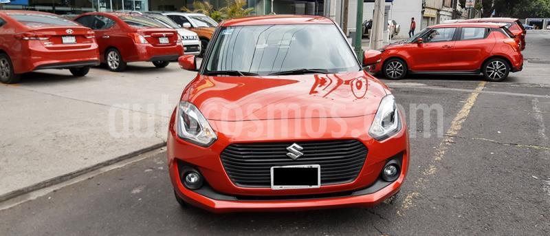 Suzuki Swift GLX usado (2020) color Rojo precio $299,990