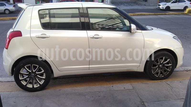 Suzuki Swift 1.5L Edicion Aniversario usado (2011) color Blanco precio $100,000