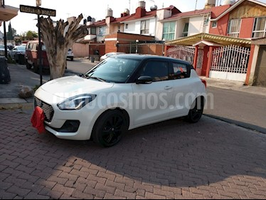 Suzuki Swift Booster Jet usado (2018) color Blanco precio $205,000