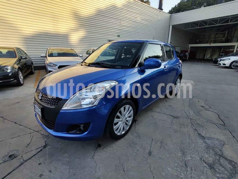 Suzuki Swift GLS usado (2012) color Azul precio $119,000