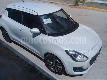 Suzuki Swift Booster Jet Aut usado (2019) color Blanco precio $230,000