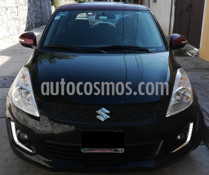 Suzuki Swift GLX usado (2016) color Negro precio $159,000