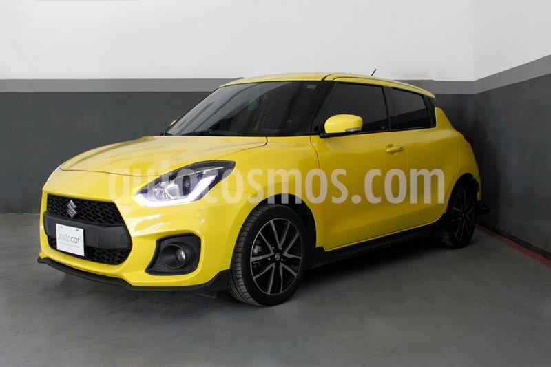 Suzuki Swift Booster Jet Aut usado (2019) color Amarillo precio $280,000