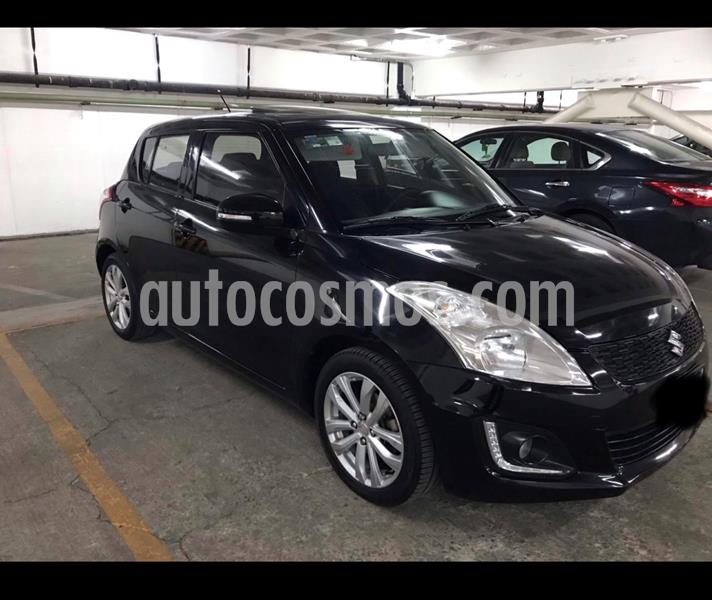 Suzuki Swift GLX usado (2014) color Negro precio $126,500