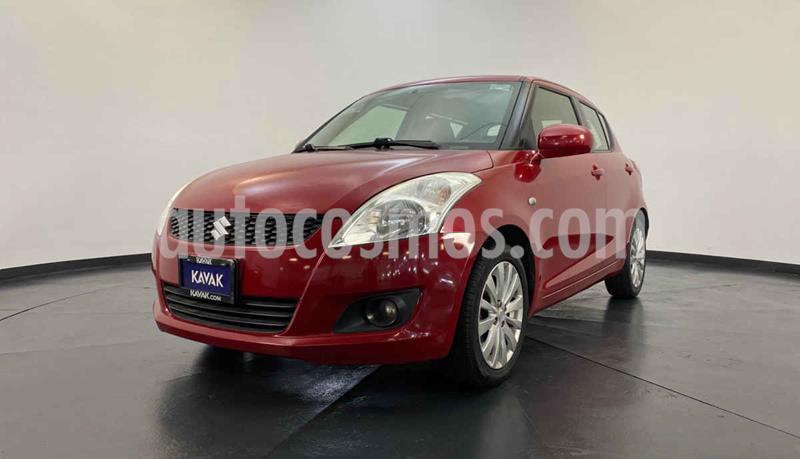 Suzuki Swift GLS usado (2012) color Rojo precio $124,999