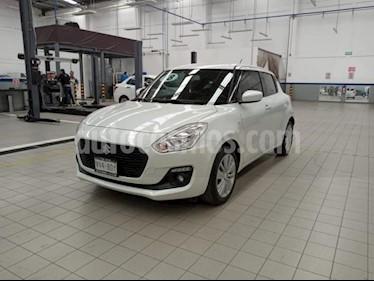 Suzuki Swift 5P GLS L4/1.4 MAN usado (2018) color Blanco precio $195,000