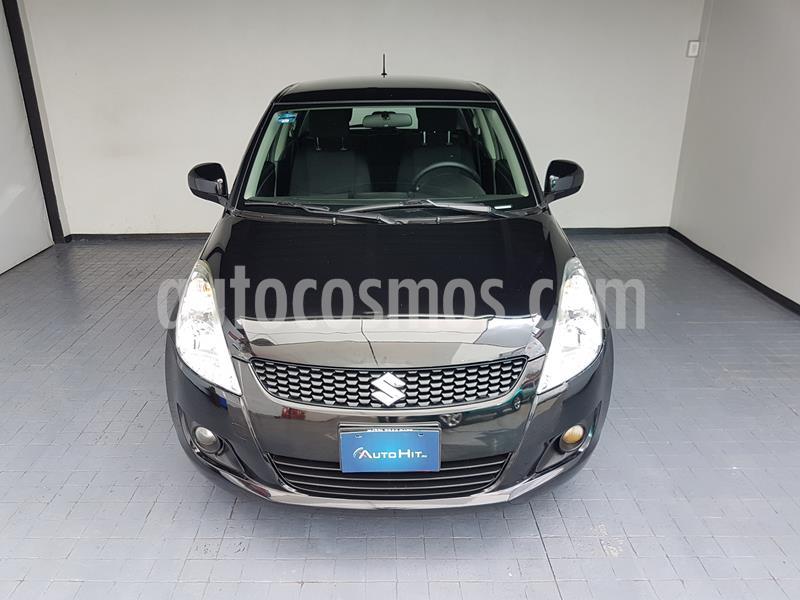 Suzuki Swift GLS  usado (2013) color Negro precio $144,000