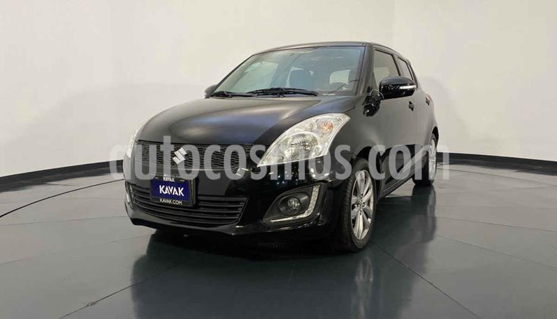Suzuki Swift GLX usado (2014) color Negro precio $159,999