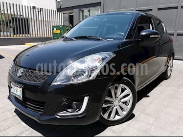 Suzuki Swift GLX Aut usado (2016) color Negro precio $165,000