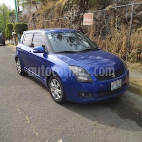 Suzuki Swift 1.5L Edicion Aniversario usado (2010) color Azul Aniversario precio $90,000