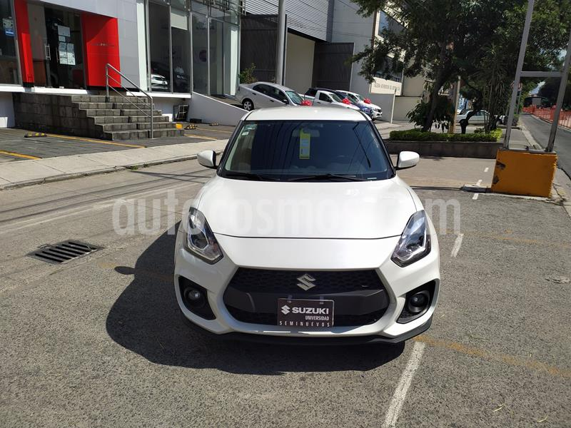 Suzuki Swift Booster Jet usado (2019) color Blanco precio $270,000