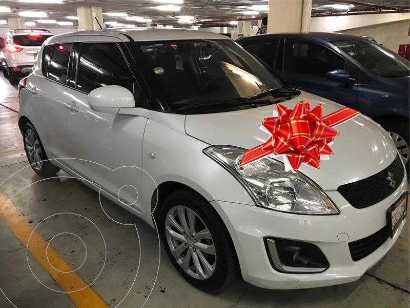 Suzuki Swift GLS usado (2015) color Blanco precio $134,000