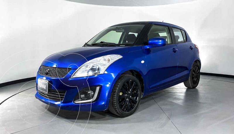 Suzuki Swift GA usado (2016) color Azul precio $157,999