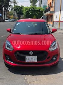 Suzuki Swift GLX usado (2019) color Rojo precio $225,000