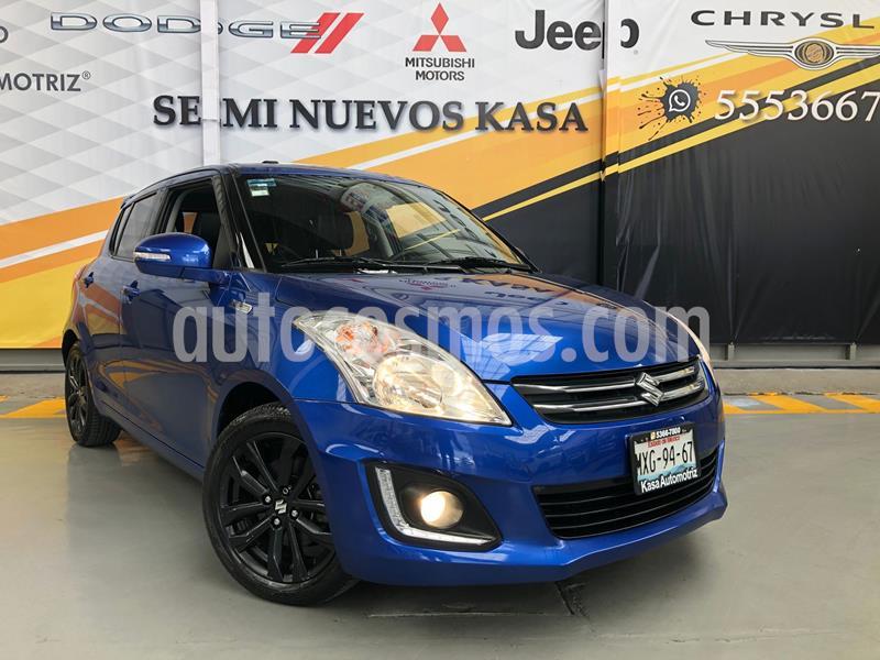 Suzuki Swift Edicion Especial usado (2016) color Azul precio $180,000