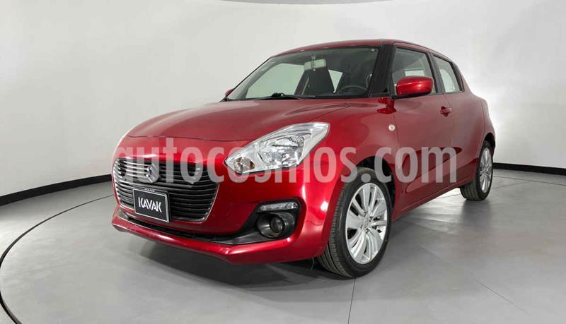 Suzuki Swift GLS usado (2019) color Rojo precio $222,999