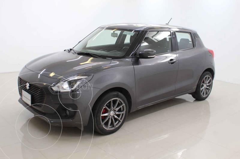 Suzuki Swift GLX Aut usado (2020) color Gris precio $240,000